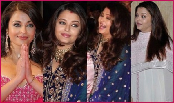 Aishwarya rai weight gain