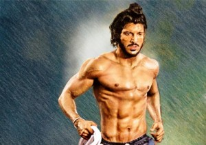 Girls were definitely drooling over Farhan Akhtar's six pack abs!!