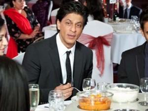 Shah Rukh Khan - Ming Yang, Taj Land's End