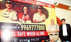 Mumbai Police introduces SMS helpline for Women