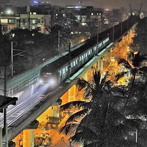 """Mumbai Monorail earns a tag of """"Joyride"""""""