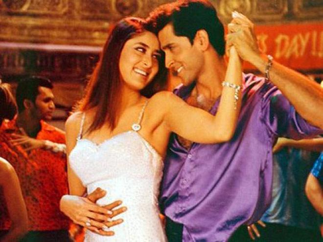 Bebo and Hrithik