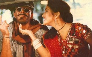 madhuri and sanjay