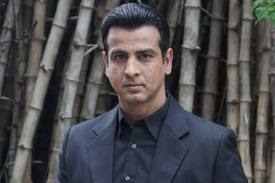 Ronit Roy is an epitome of charm and attitude.