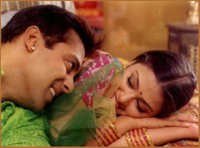 Aishwarya and Salman Khan