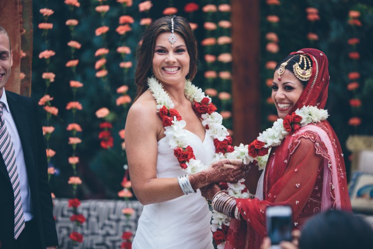 The First Lesbian Marriage according to Hindu Tradition