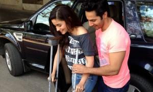 Bollywood injuries