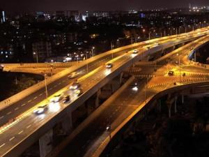 First Double Decker Flyover In Mumbai