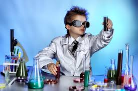 Born scientist.. Don't expect this from your child