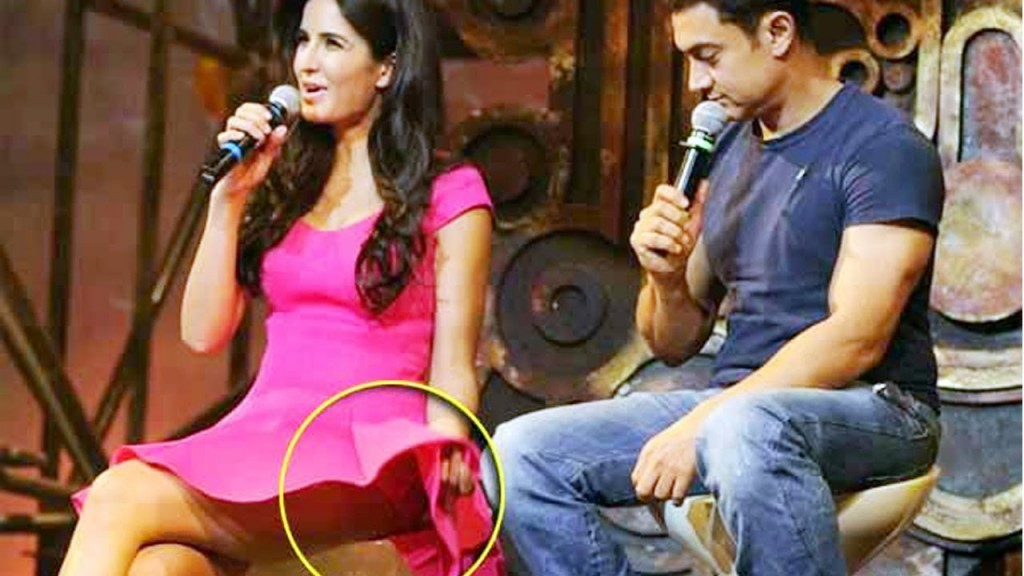 Katrina Kaif at Dhoom 3's promotional event