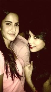 Katrina Kaif and Vedika at Aurus