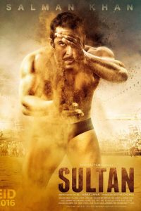 """Poster for the movie """"Sultan"""""""